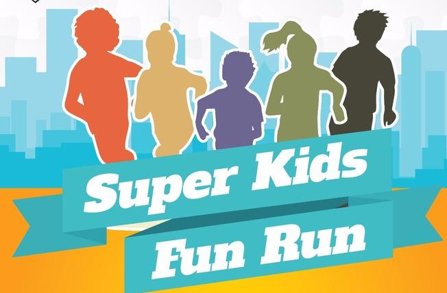 Super Kids Fun Run 2017