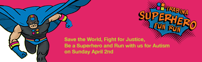 Irabina Autism Services Superhero Fun Run 2017