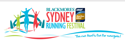 Sydney Running Festival Blackmores 2017