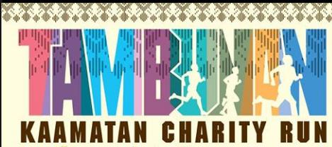 Tambunan Kaamatan Charity Run 2017
