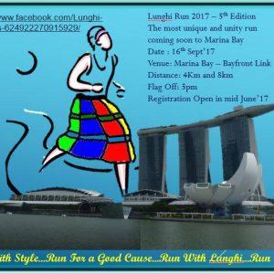 Lunghi Run 2017