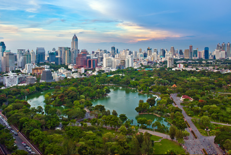 Explore Bangkok By Running – 5 Must Do Routes