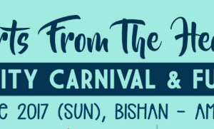 Arts From The Heart (AFTH) Charity Fun Run 2017