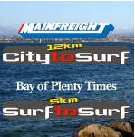 City to Surf and Surf to Surf 2017 (New Zealand)