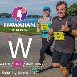 Waiheke Half Marathon 2017