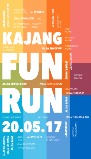 Kajang Fun Run 2017