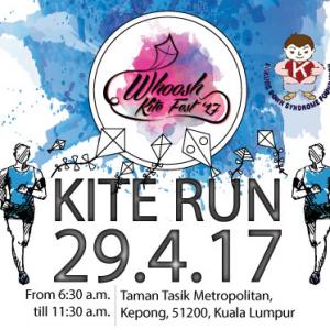 Charity Kite Run (Whoosh Kite Run '17)