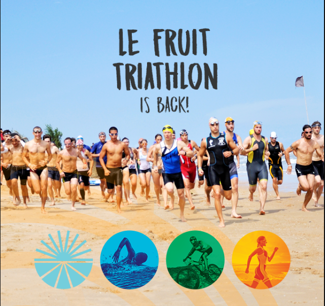 Le Fruit Triathlon 2017