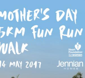 Jennian Homes Mother's Day Fun Run/Walk – Ashburton 2017