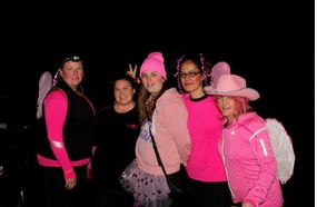 Papamoa Hills Night Walk 2017