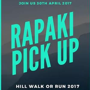 Rapaki Pick Up on the Rapaki Track 2017