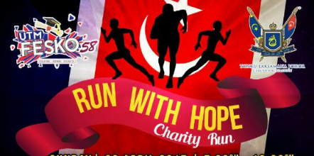 Run With Hope: Charity Run 2017