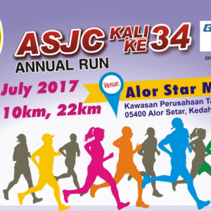 ASJC 22K Annual Run 2017