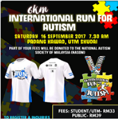 International Run For Autism 2017