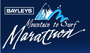 Mountain to Surf Marathon 2018