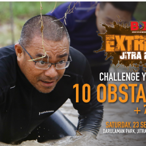 BDB Extreme Jitra 2017