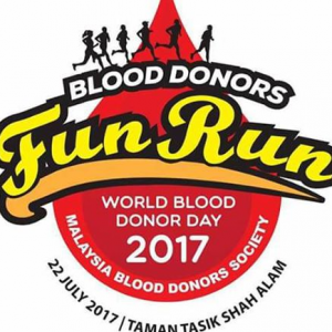 Blood Donors Fun Run 2017
