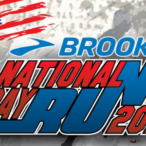 Brooks National Day Run 2017