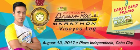 AffiniTea Brown Race Marathon 2017