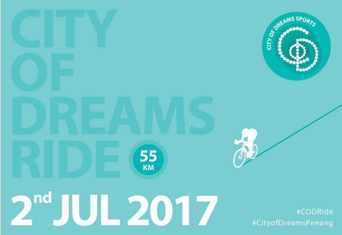 City of Dreams Ride 2017