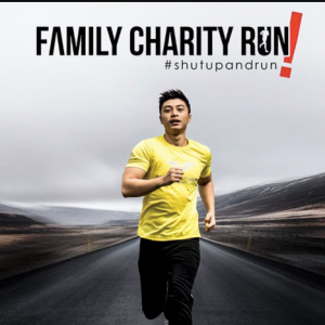 Family Charity Run by Family Fitness 2017