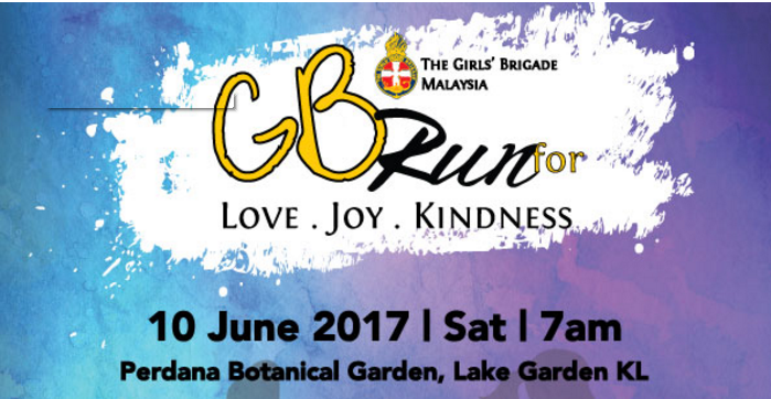 GB Run For Love, Joy, Kindness 2017