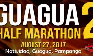 Guagua Half Marathon 2 2017