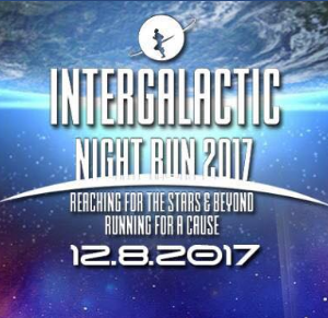 Intergalactic Night Run 2017