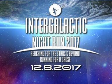 Intergalactic Night Run 2017
