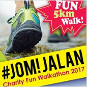 Jom Jalan! Fun Walkathon 2017