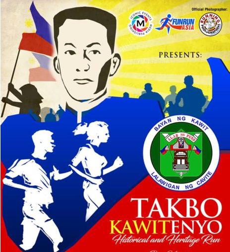 Takbo Kawitenyo 2017