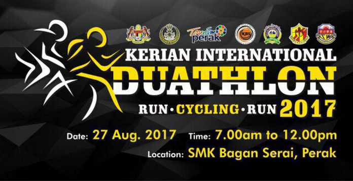 Kerian International Duathlon 2017