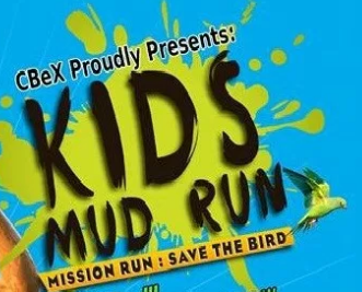 Kids Mud Run 2017