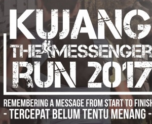 Kujang The Messenger Run 2017