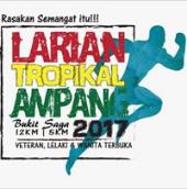 Larian Tropikal Ampang, Bukit Saga 2017