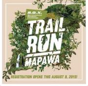 Mapawa Trail Run 2017
