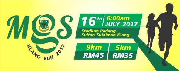 MGS Klang Run 2017