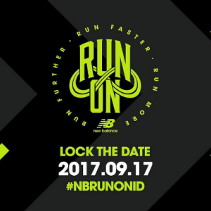 New Balance Run On Indonesia 2017