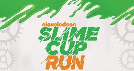 Nickelodeon Slime Cup Run 2017