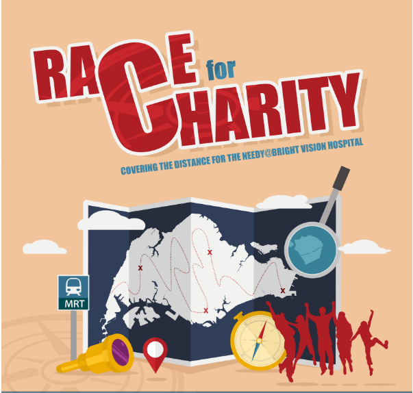 Race for Charity – Covering the Distance for the Needy 2017