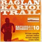 Raglan Karioi Trail 2017