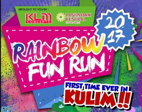 Rainbow Fun Run 2017