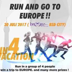 Run Four Vacation 2017