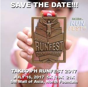 Takbo.ph RunFest 2017