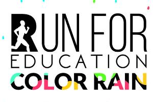 Run For Education Color Rain 2017