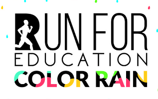 Run For Education Color Rain 2017