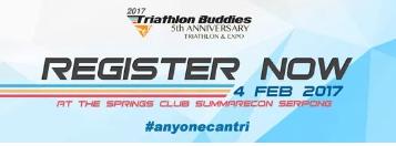 Triathlon Buddies 5TH Anniversary 2017