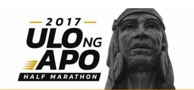 Ulo ng Apo Half Marathon 2017