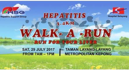Walk-A-Run 2017