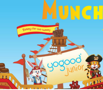 Yogood Junior Munch 'n' Run 2017